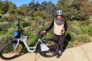 GoGo: Handlebars & Horticulture tour