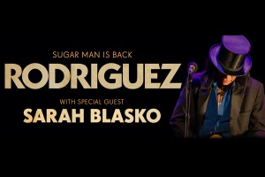 CANCELLED - Rodriguez feat. Sarah Blasko