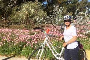 Pedals and Petals Bike Tour