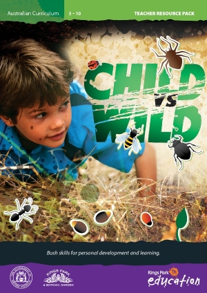 Child versus Wild program cover