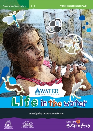 Life in the Water program cover