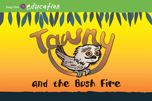 Tawny and the Bushfire