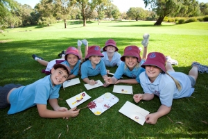 Kids in Kings Park Education program