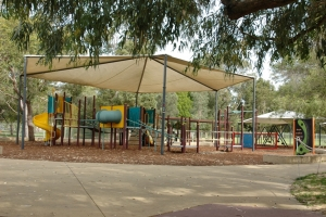 Ivey Watson Playground, Lotterywest Family Area. Photo: D. Blumer.