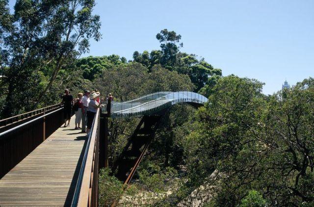 Sky Garden Walk: Botanic Gardens And Parks Authority