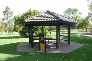 Cork Oak Gazebo