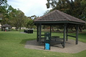 Rivergum Gazebo
