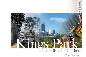 Kings Park and Botanic Garden souvenir book is now available for purchase at Aspects of Kings Park gallery shop.