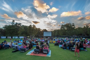 Enjoy summer events in Kings Park. Photo: D. Chong.