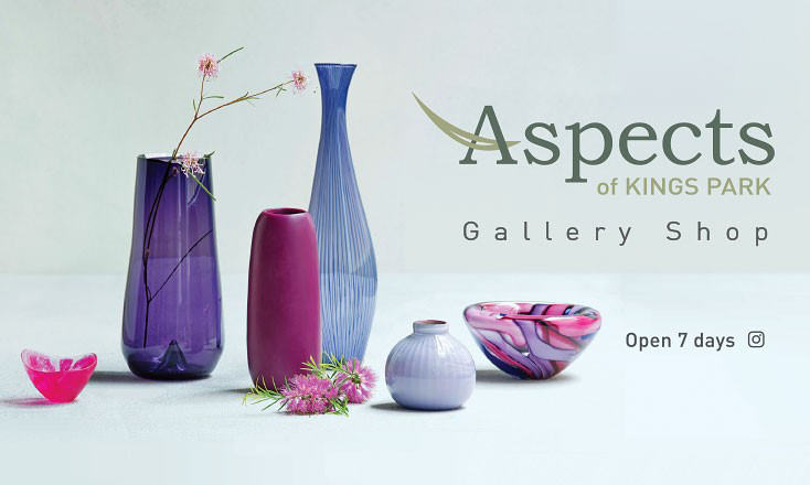 Shop in-store and online at Aspects of Kings Park